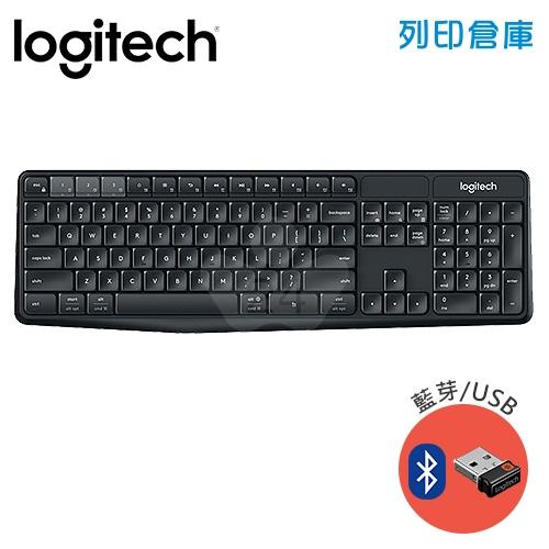 Logitech 羅技 K375s跨平台無線/藍牙鍵盤支架組合(藍芽/USB)