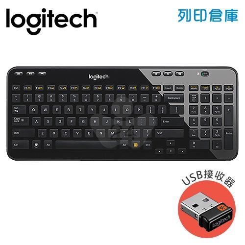 Logitech 羅技 K360r無線鍵盤(USB接收器)