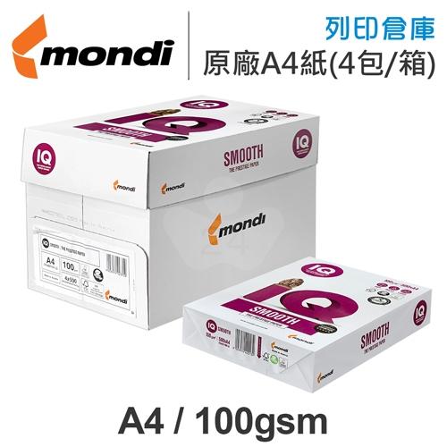 Mondi IQ熱帶魚 彩雷專用影印紙 A4 100g (4包/箱)