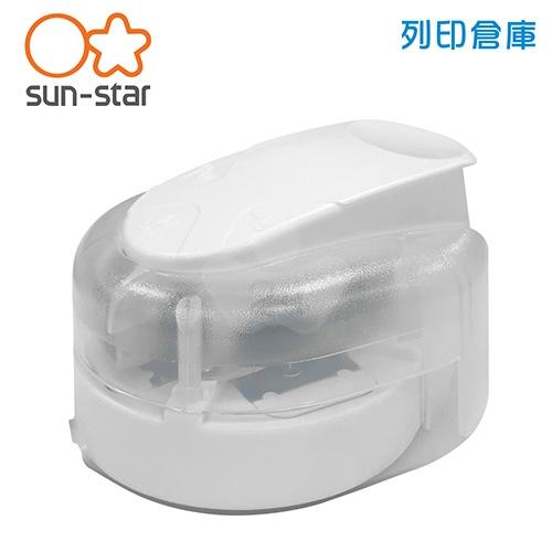 【日本文具】SUN STAR 太陽星 KADOMARU PRO-NEO 省力升級版三用圓角裁剪器-白