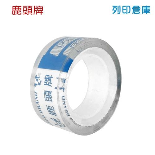 鹿頭牌 PP3K 迷你OPP透明膠帶 3/4 18mm*10Y (卷)