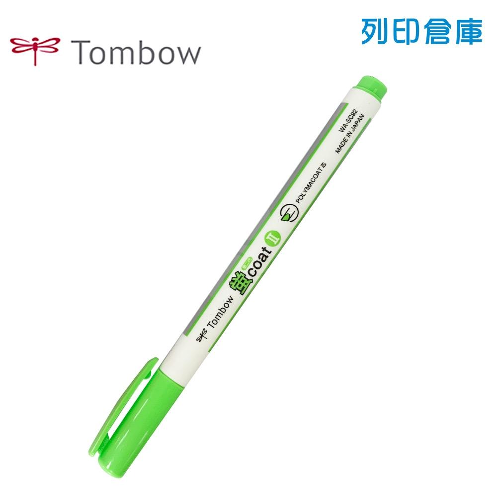 TOMBOW 蜻蜓牌 WASC-29 綠色 螢光筆 1支