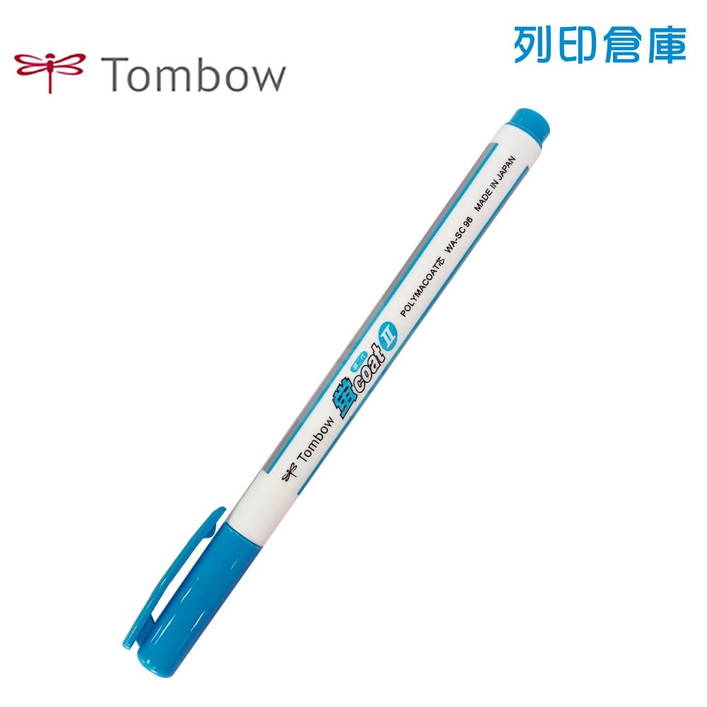 TOMBOW 蜻蜓牌 WASC-36 藍色 螢光筆 1支