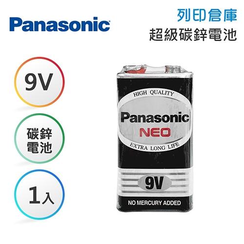 Panasonic國際 9V 碳鋅電池1入