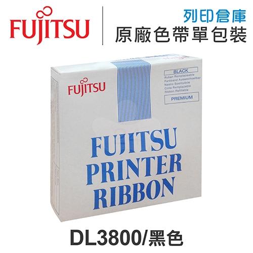 Fujitsu DL3800 原廠黑色色帶 ( Fujitsu DL3850+ / DL3750+ / DL3800 Pro )