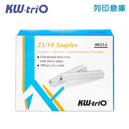 KW-triO 023A 釘書針 23/10 /盒