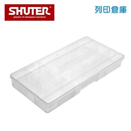 SHUTER 樹德 SO-2714 風格小集盒 透明色 (個)