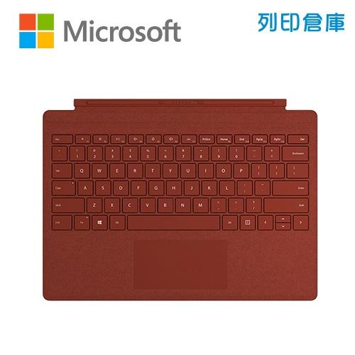 Microsoft 微軟 Surface Pro FFP-00118 鍵盤-罌粟紅(磁吸式)