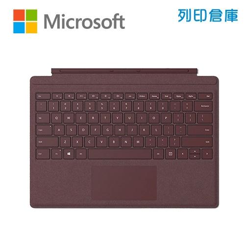 Microsoft 微軟 Surface Pro FFP-00058 鍵盤-酒紅(磁吸式)