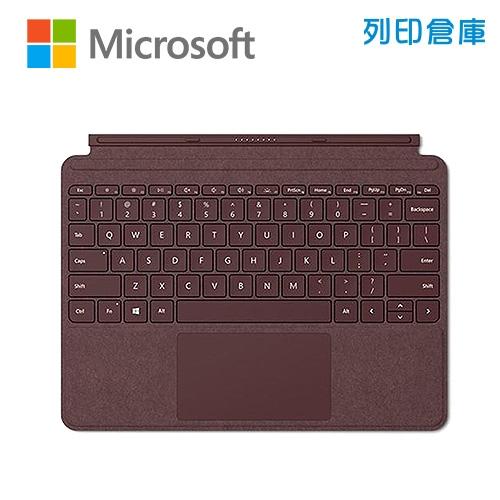 Microsoft 微軟 Surface Go KCS-00058 鍵盤-酒紅(磁吸式)