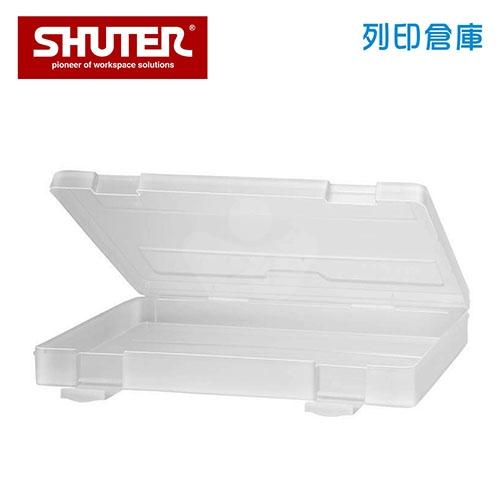 SHUTER 樹德 OF-A03L 厚片胖胖盒 透明色 (個)