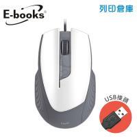 E-books M31光學1600 CPI滑鼠(USB)
