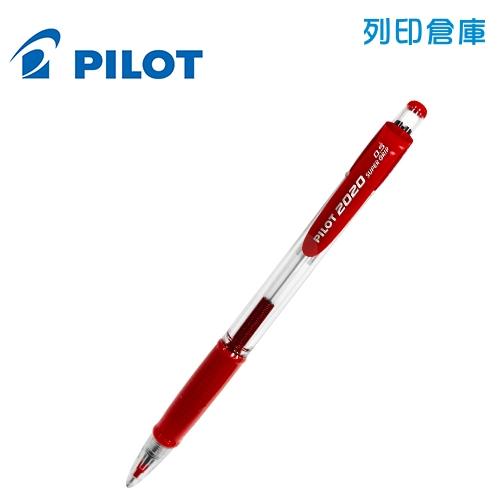 PILOT 百樂 HFGP-20R-R 紅色 0.5 七彩搖搖自動鉛筆 1支