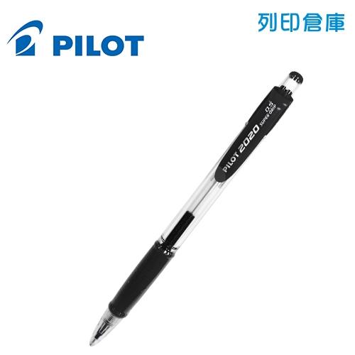 PILOT 百樂 HFGP-20R-B 黑色 0.5 七彩搖搖自動鉛筆 1支
